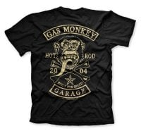 Gas Monkey Garage big patch T-Shirt 3