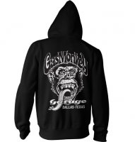 Gas Monkey Garage Dalls Texas ziphoodie bak