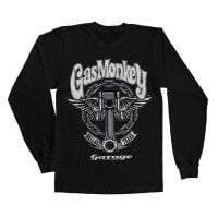 Gas Monkey Garage Longsleeve - Big Piston