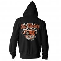 Gas Monkey Garage racing ziphoodie 3