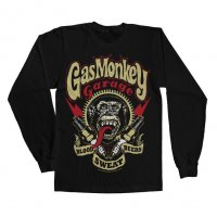 Gas Monkey kläder - Spark Plugs Long Sleeve Tee