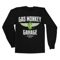 Gas Monkey Garage - Speed Wheels longsleeve
