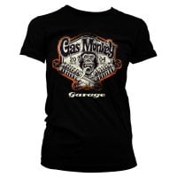 Spring coil girl tee by Gas Monkey Garage