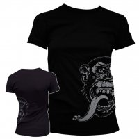 Gas Monkey Garage girly t-shirt Sidekick