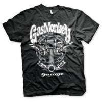 Gas Monkey Garage T-Shirt - Big Piston