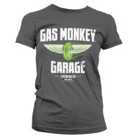 Gas Monkey Garage - Speed Wheels tjej t-shirt 2