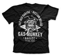 Gas Monkey torch and hammer T-Shirt 3