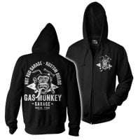 Gas Monkey torch and hammer ziphoodie 1