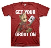 Get Your Groot On t-shirt 2