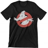 Ghostbusters Distressed Logo kids T-Shirt