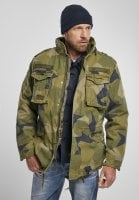 M-65 Giant jacket in M90 camo 3
