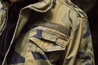 M-65 Giant jacket in M90 camo 10