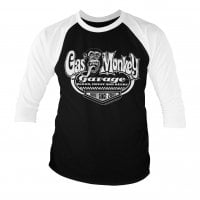 GMG built since 2004 baseball tee 3/4 sleeve