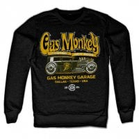 GMG Sweatshirt - green hot rod