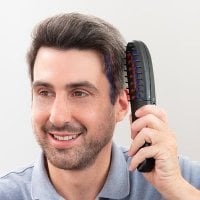 Electric Anti-Hair Loss Set (12 Pieces)