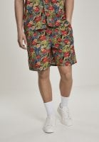 Men's shorts with tropical pattern 3