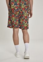 Men's shorts with tropical pattern 4