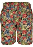 Men's shorts with tropical pattern 2