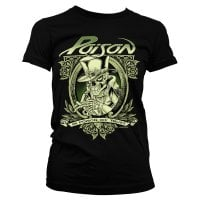 In Poison We Trust Girl T-shirt