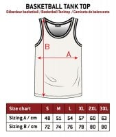 Infectious basketball tank 7
