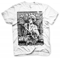 Jimi Hendrix - Bold As Love T-Shirt 1