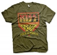 KISS ARMY t-shirt 1
