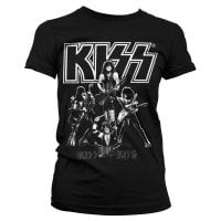 KISS - Hottest Show On Earth girl t-shirt 1