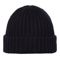 Short beanie knitted 2
