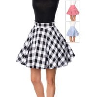 Short swing skirt retro 1