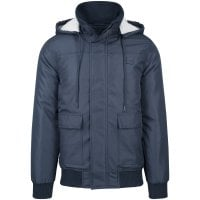 Short winterjacket men Navy 1