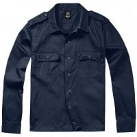 Long sleeve shirt army Navy