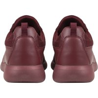 Light Runner Sko Burgundy Bak