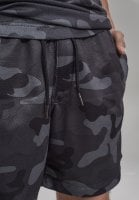 Airy camo shorts men elastic