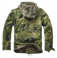 M-65 Giant jacket in M90 camo 2