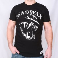 Mad Wax t-shirt fram