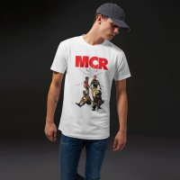 My Chemical Romance Killjoys Pinup Tee