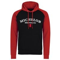 Michelob Brewing Co. Baseball Hoodie 1