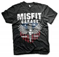 Misfit Garage - American Piston T-Shirt 1
