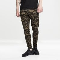 Soft pants camouflage wood camo