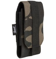 Mobile case MOLLE medium camo