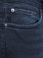 Dark blue jeans mens slim 5