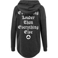 Motörhead Everything Louder oversized hoodie 2
