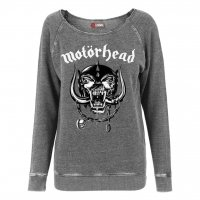 Motörhead sweatshirt burnout