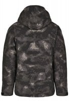 Multipocket winter jacket in camouflage 7