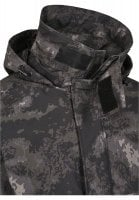 Multipocket winter jacket in camouflage 8