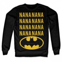 NaNa Batman sweatshirt