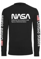 NASA US Crewneck front