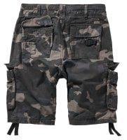 Pure Vintage Shorts darkcamo 2