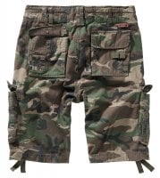 Pure Vintage Shorts wood camo 2