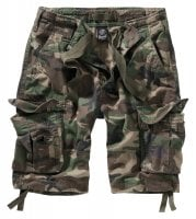 Pure Vintage Shorts woodcamo